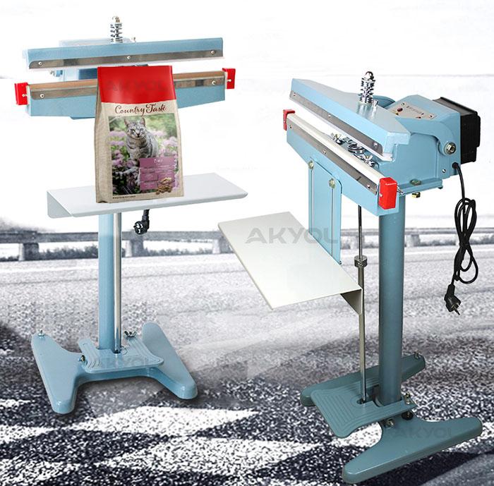 65 cm Poşet Yapıştırma Makinası
