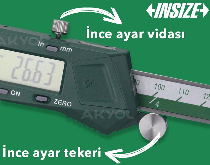 insize 1108-300 mm dijital kumpas
